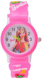 Kids Wrist Watch pink color for Girl