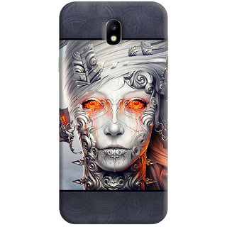FurnishFantasy Back Cover for Samsung Galaxy J7 Pro - Design ID - 0568