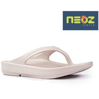 Neoz Women's Pink Flip Flops