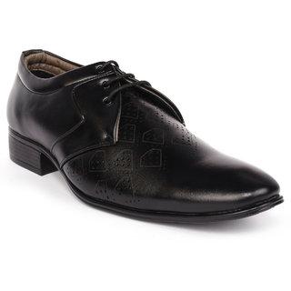 Action Men's Black Formal Shoe