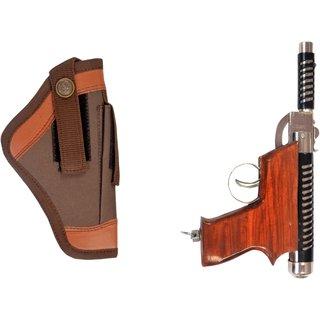 Dynamic Mart Bond Wooden Series-2 Air Gun 100 Pallets With Cover