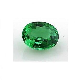 5 Ratti Natural Emerald(Panna) Gemstone Lab Certified