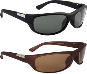 Combo of 2 Wrap Around Sunglasses