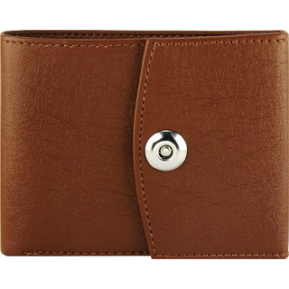 Avyagra presents leather magnet wallet - Best gift for Men