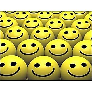 SNR 12pcs Smiley Balls