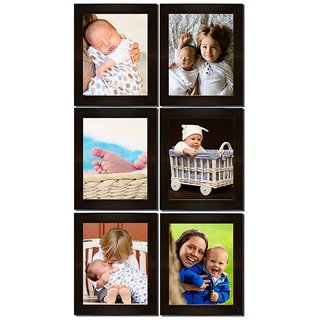 Crete Photo Frame Set of 6