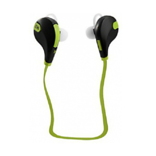 Call Mate Best Smart Jogger Bluetooth Headset  Green