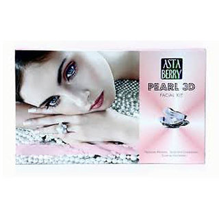 Astaberry pearl 3d facial kit 115gm
