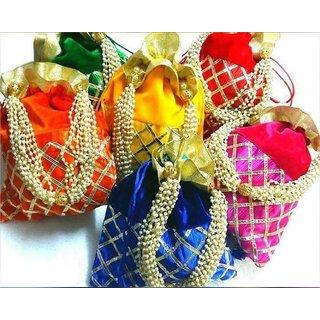Potli Bag Pack of 6