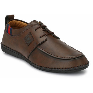 Prolific Mens Brown Casual shoe