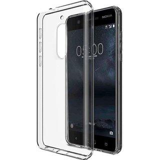 Back Cover for Nokia 5 (Transparent)