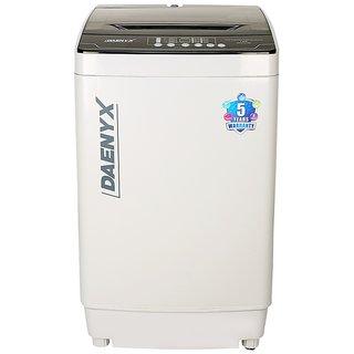 Buy Daenyx 7.2 kg Fully Automatic Top Load Washing Machine ...
