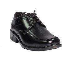 DK Shoes Lace Up Shoes(Black)