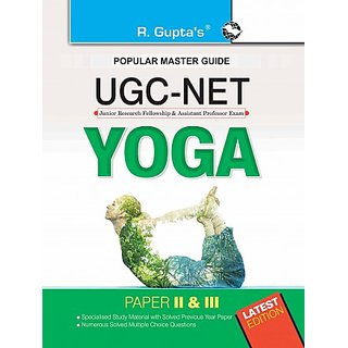 UGC-Net Yoga (Paper II  III) Exam Guide