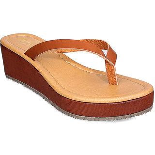 Gnist Women's Tan Flats