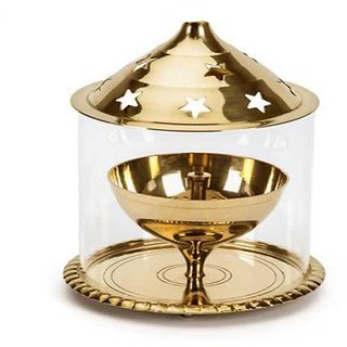 Heaven Decor Akhand Diya 4 Inch
