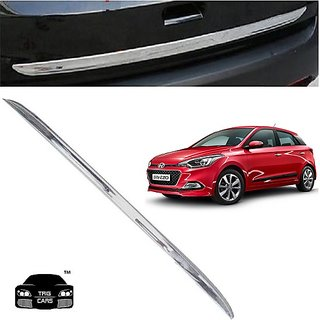 Trigcars Hyundai i20 Elite Car Chrome Dicky Garnish