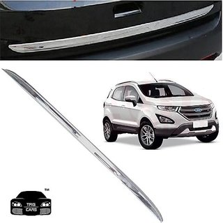 Buy Trigcars Ford Ecosport Car Chrome Dicky Garnish Online Get 30 Off