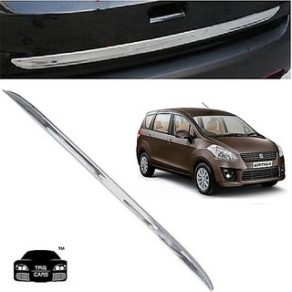Trigcars Maruti Suzuki Ertiga New Car Chrome Dicky Garnish