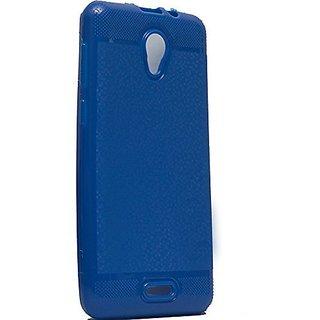 save off 516f7 f61b1 ecs-soft-back-case-cover-with-camera-protection-for-voto-v2i-dark-blue-132984634