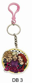 BARBIE Keychain DB 3 (Pack of 2) by Daffodils