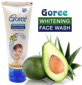 Goree Whitening Face Wash
