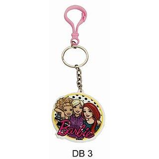 BARBIE Keychain DB 3 (Pack of 2) by Daffodils