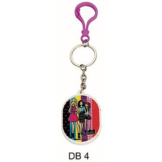 BARBIE Keychain DB 4 (Pack of 2)by Daffodils
