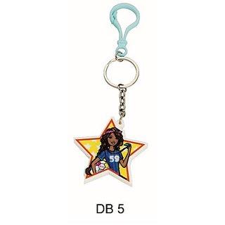 BARBIE Keychain DB 5 (Pack of 2)by Daffodils