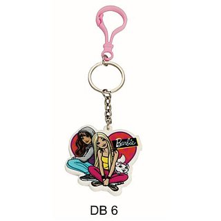 BARBIE Keychain DB 6 (Pack of 2)by Daffodils