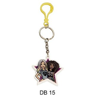 BARBIE Keychain DB 15 (Pack of 2)by Daffodils