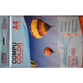 COMPU COLOR A4 PREMIUM PHOTO SHEET ( 20 SHEET )