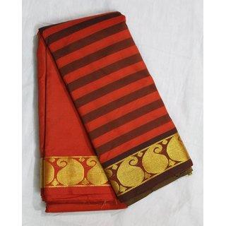 Kanchi Fancy Silk Saree