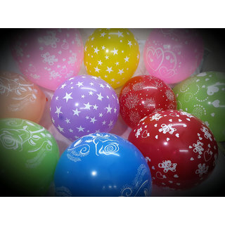 BANQLYN Packet of Party Ballons