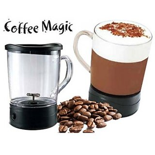 BANQLYN Coffee Magic Frothing Mug