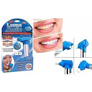 BANQLYN Luma Smile Teeth whitening Polish (No of units 1)