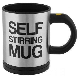 BANQLYN Stylish Self Stirring Mug
