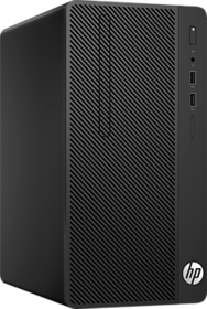 Hp 280 G3 Pc Microtower With Intel Core I5 7th Genratio