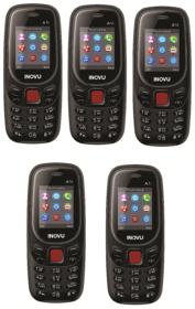Inovu A1i (Dual Sim, 1.77 Inch Display, 800 Mah Battery - 136147534