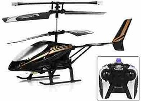 VISHNUS STORE Vmax HX713 Black Remote Control Flying Helicopter
