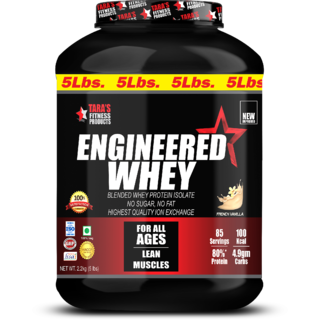 Engineered Whey- 5lbs