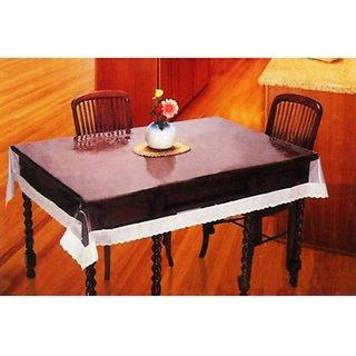 cc1851900 Buy Deerosita Self Design Multicolor Color PVC 6 Seater Table Covers ...