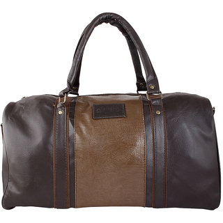 154c42ece16 Buy Arrow AR001 Brown Travel and Duffle Bag Online - Get 62% Off