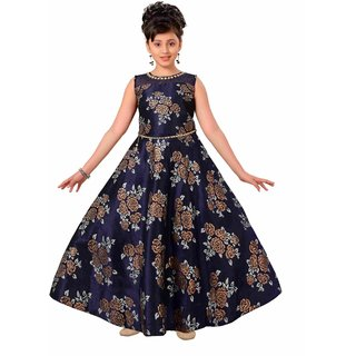 ddda33a702c Buy Adiva Girl s Party Wear Gown For Kids Online - Get 70% Off