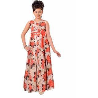 a7d583870a0 Buy Adiva Girl s Party Wear Gown For Kids Online - Get 71% Off
