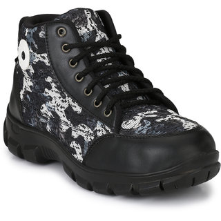 Eego Italy Heavy Duty Steel Toe Safety Boots