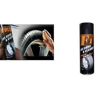 love4ride Tyre Polish for Cars and Bike's