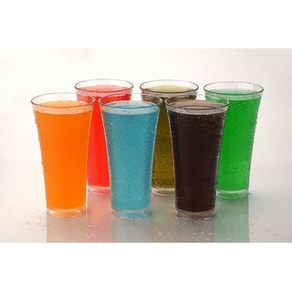Chefzone Unbreakable Glass Set Of 6pcs
