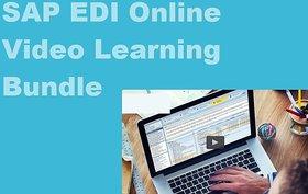 Sap Edi Online Video Learning Ebooks Set