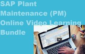 Sap Plant Maintenance Online Video Learning Ebooks Set